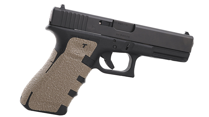 TALON Grips Moss with Black G17