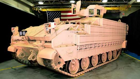 BAE AMPV delivered to Army