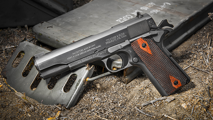 16 Best of the Best Full-Size Pistols From 'Combat Handguns