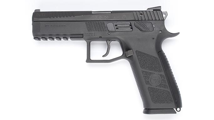 CZ P-09 full-size pistol