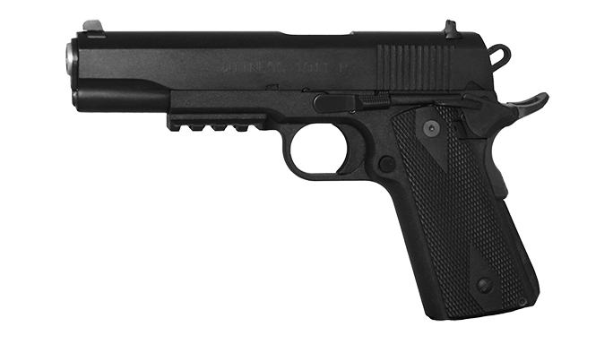 EAA Polymer Witness Elite 1911 full-size pistol