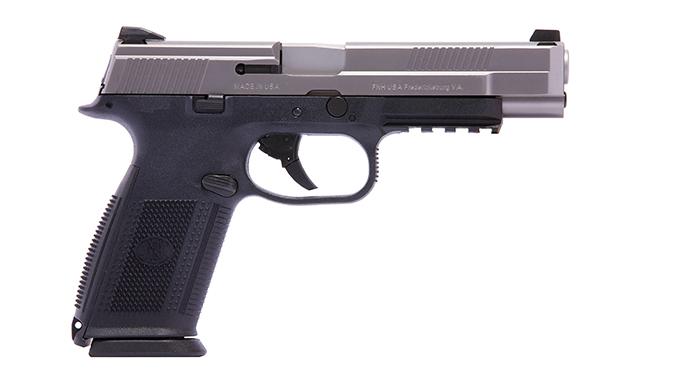 FNS-40 Longslide full-size pistol