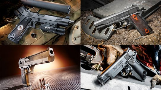 best full-size pistols 2016