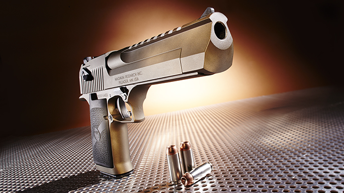 Magnum Research Desert Eagle Mark XIX full-size pistol