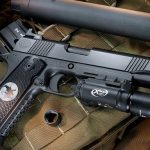 Nighthawk Custom AAC Recon full-size pistol
