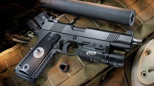 Nighthawk Custom AAC Recon full-size pistol