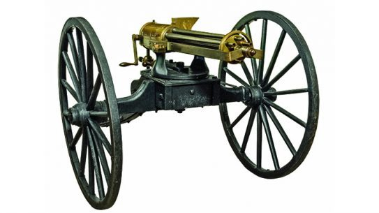 Gatling Gun repeater