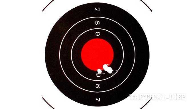 M40-66 Rifle target