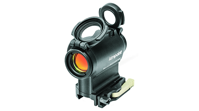 AR optics aimpoint micro t-2