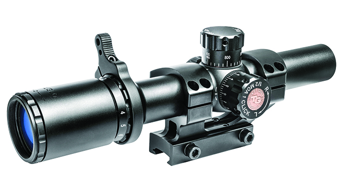 AR optics TruGlo 1-6X24mm Tru-Brite 30