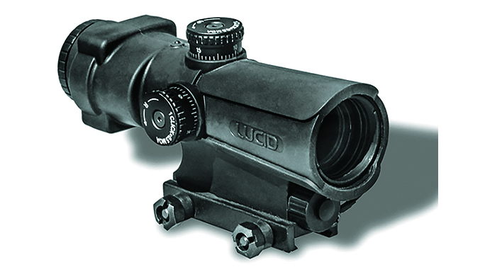 AR optics Lucid P7