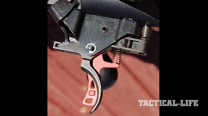 Savage model 12 lrp accutrigger