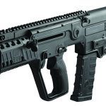 IWI X95 bullpup-style rifle