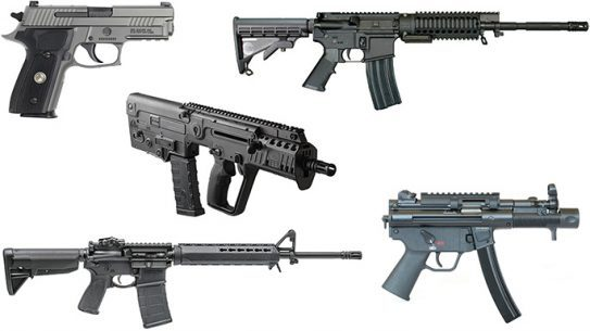 Tactical-Life Best new guns 2016