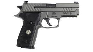 Sig Sauer Legion series handguns exclusive