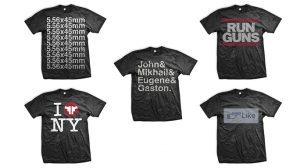 ENDO Apparel offers second amendment t-shirts