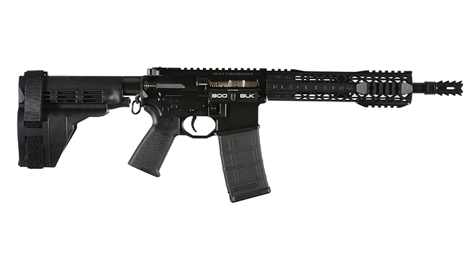 Black Rain Ordnance SPEC15 Pistol facing left