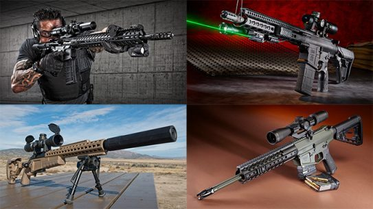 13 Best Rifles 'Tactical Weapons magazine 2016