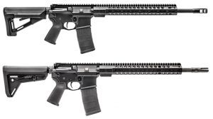 FN 15 DMR II and Tactical Carbine II updated