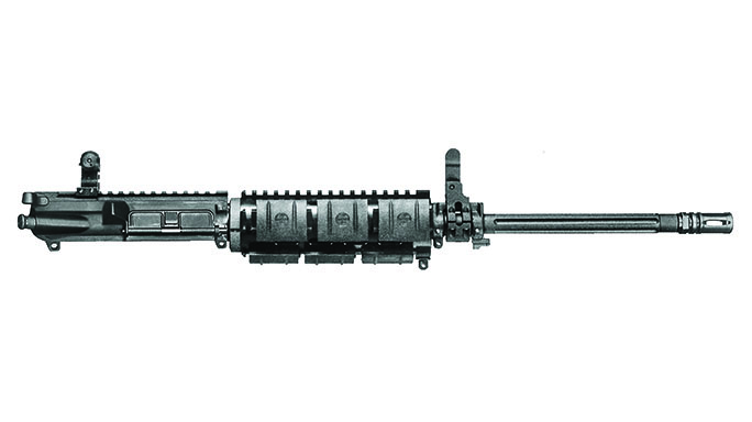 bushmaster upper receivers
