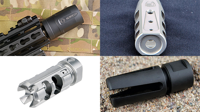 AR MUZZLE DEVICES