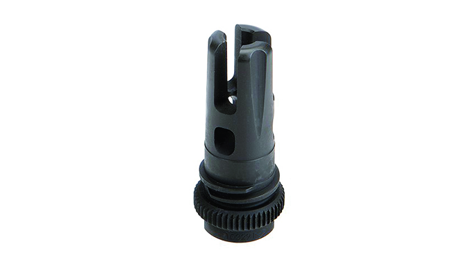 AAC Brakeout 2.0 muzzle devices