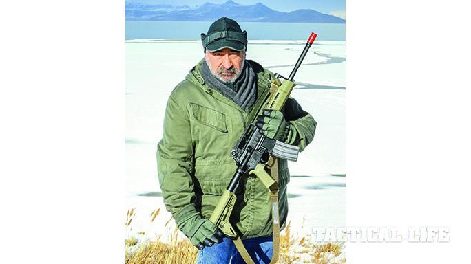 AR rifles