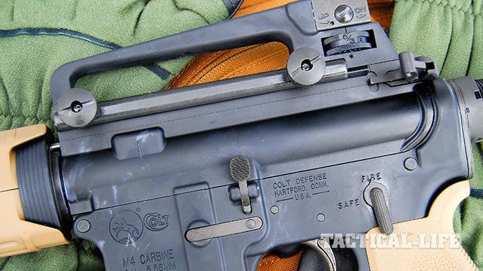 AR rear sight
