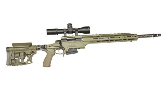 ashbury SUPRA Precision Light Rifle