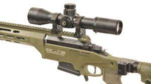 SUPRA Precision Light Rifle apo