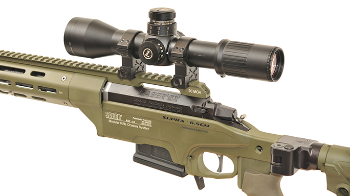SUPRA Precision Light Rifle apo