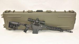 ashbury precision ordnance SUPRA Precision Light Rifle