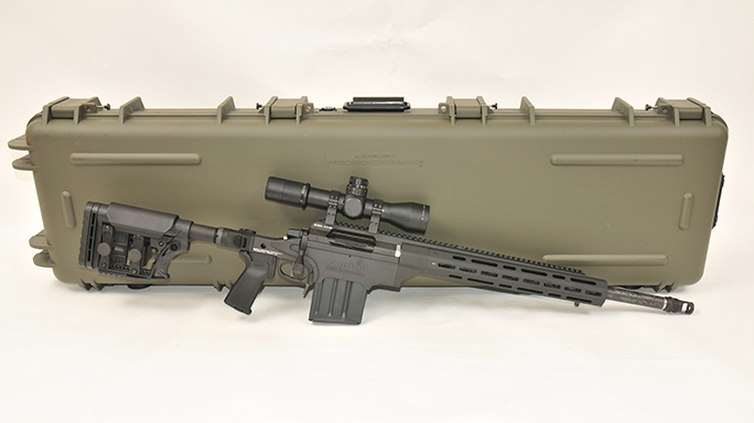 ashbury precision ordnance SUPRA Precision Light Rifle
