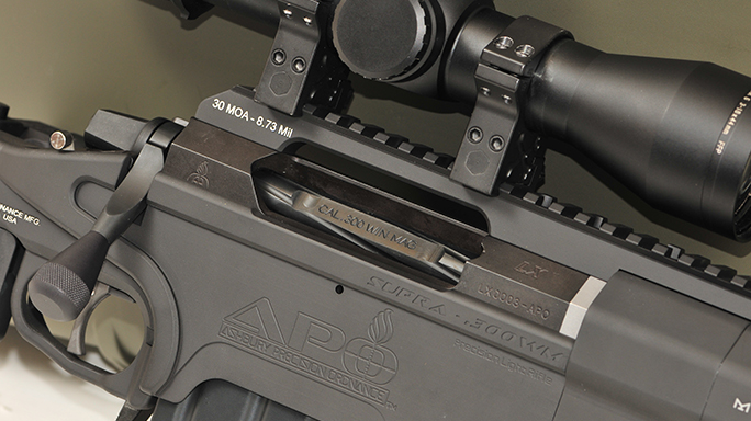 SUPRA Precision Light Rifle 300 win