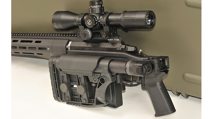 SUPRA Precision Light Rifle optics
