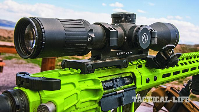 EraThr3 Grunt with leupold scope