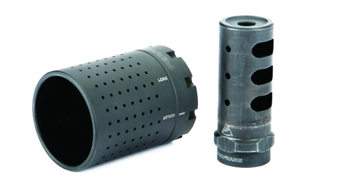 VERFRANZ CRD muzzle devices
