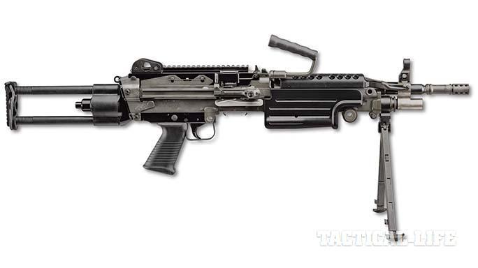 M249S Para rifle