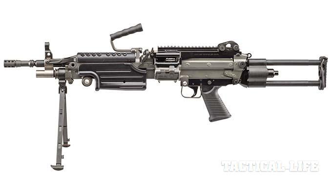 FN M249S Para rifle