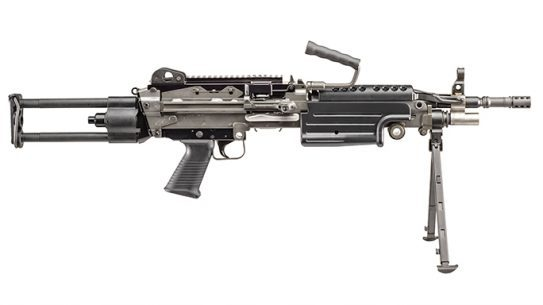 FN military collector series M249S Para