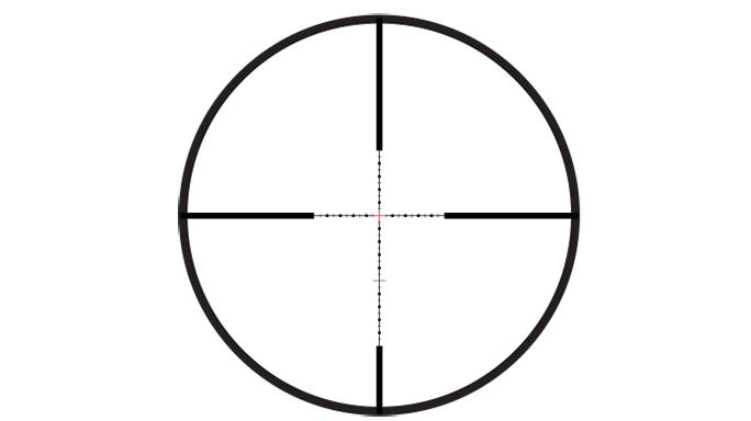 MeoTac 3-12x50 RD scope