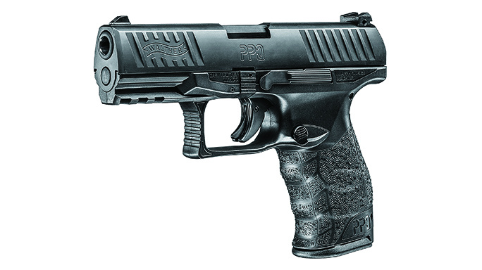 walther striker-fired pistols