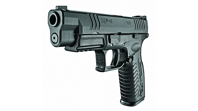 springfield armory striker-fired pistols
