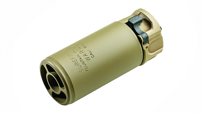 SureFire Warden muzzle devices