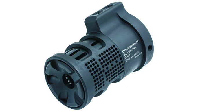 VG6 Precision CAGE muzzle devices