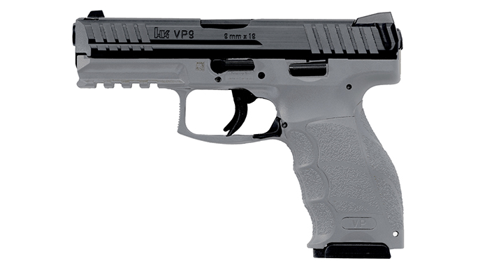 HK VP Tactical handgun