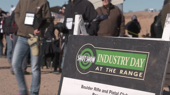 shot show 2017 industry day at the range