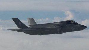 lockheed F-35 jet