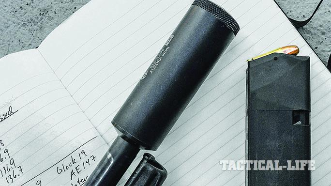 gemtech aurora suppressors