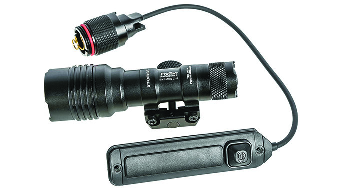 streamlight AR lights
